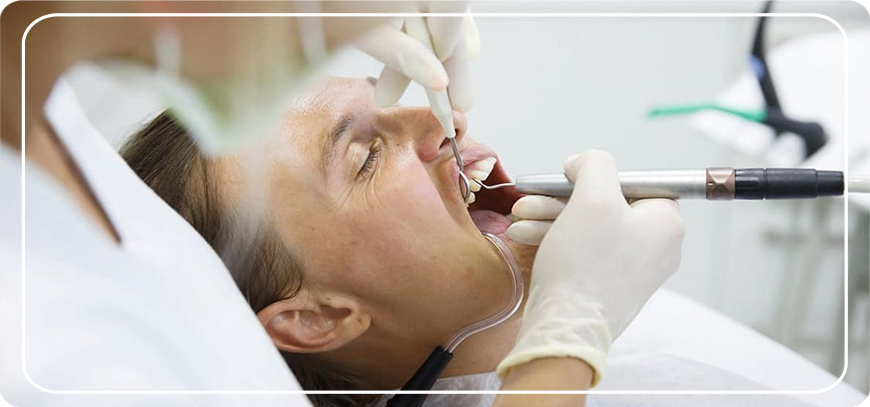 periodontoloji (diş eti estetiği)